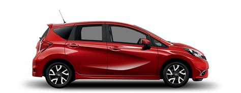 voitures citadines et voitures compactes nissan