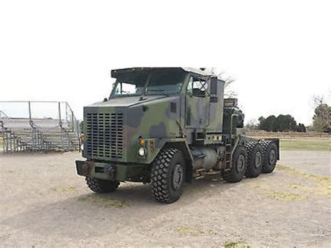 army surplus bc 1993 oshkosh m1070 heavy duty truck army surplus fast