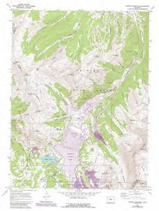 copper mountain colorado map copper mountain topographic map co usgs topo 39106d2