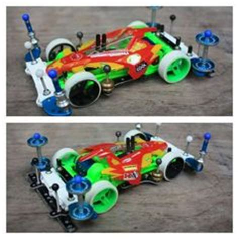 Tamiya Mini 4wd Magnum Collection Baca Deskripsi aero mantaray in 2 chassis speed tech setup tamiya mini 4wd collections