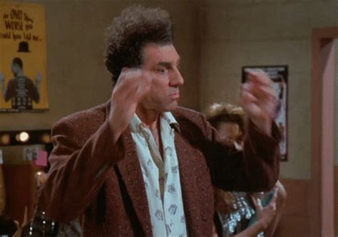 Mind Blown Meme Gif - cosmo kramer mind blown gif find share on giphy