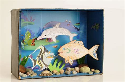 printable fish for diorama pinterest the world s catalog of ideas
