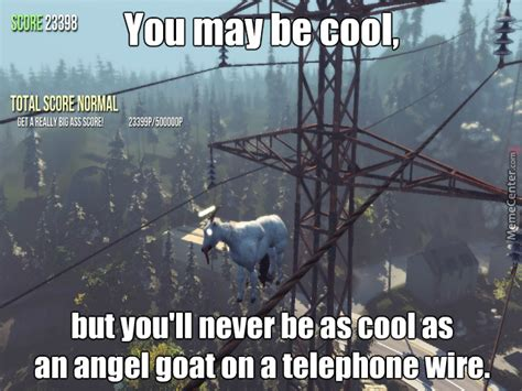 Meme Simulator - only in goat simulator by d2vincent meme center