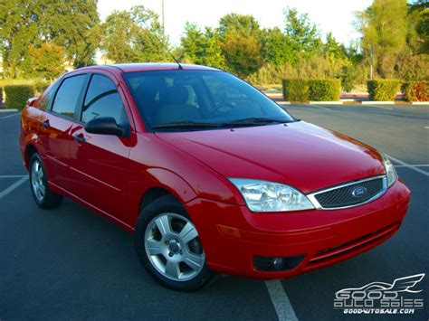 blue book value used cars 2006 ford focus windshield wipe control buy used 2005 ford focus zx4 ses 4 door red 69k miles very clean low cost gas saver in