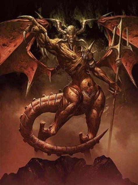 los demonios demons demonio es lo mismo que fantasma