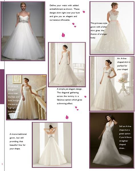 21 best images about Wedding Dress Style for your Body