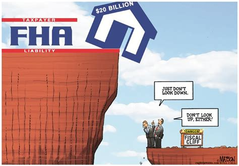 federal housing authority politicalcartoons com cartoon