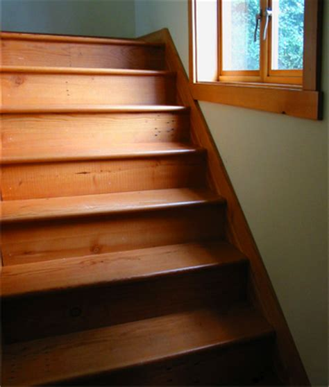 Douglas Fir Stairs by Recycled Douglas Fir Stairs Recycled Wood