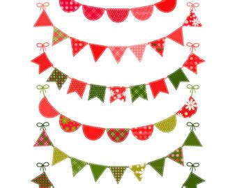 Banner Flag Natal Bunting Flag Merry Murah bunting clip clipart best