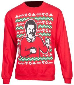 parks and rec swanson sweater