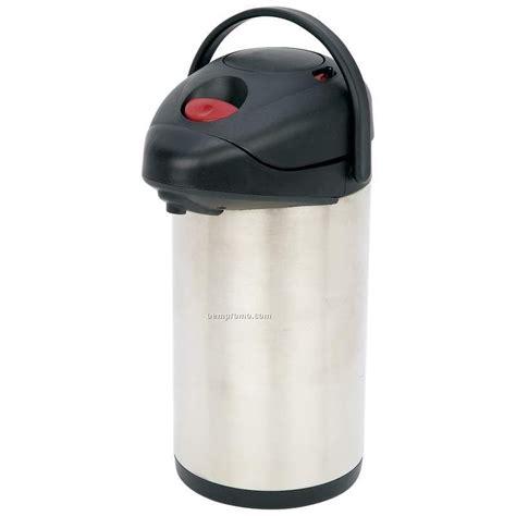 Teko Termos Air Stainless Steel Vacuum Coffee Pot 1 5lt New Promo pressure cooker pot w lid 10 3 quart china wholesale