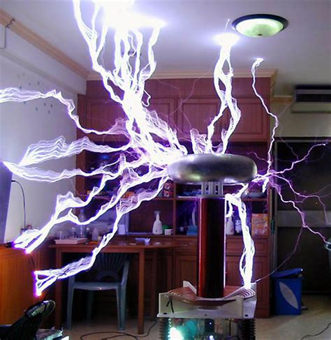 Build A Tesla Coil At Home You Used That Tesla Coil To Do What Paultech Network