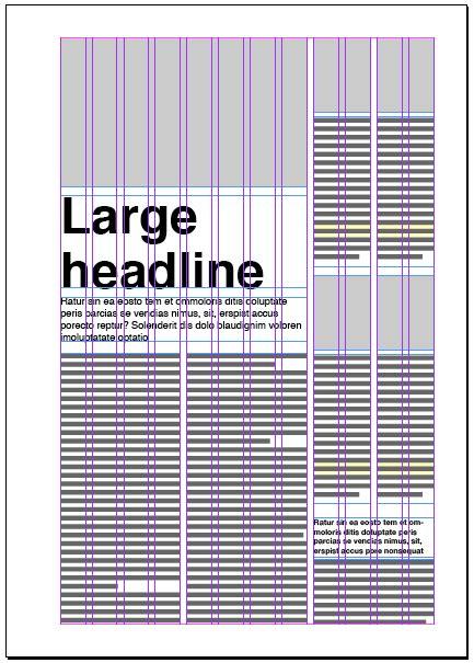 magazine layout grid magazine columns backbone of every good layout columns