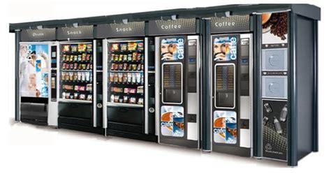 distributori automatici alimenti indagine di commercio distributori