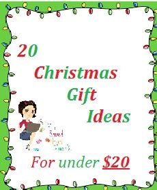 20 christmas gift ideas for under 20 00 you saved how much