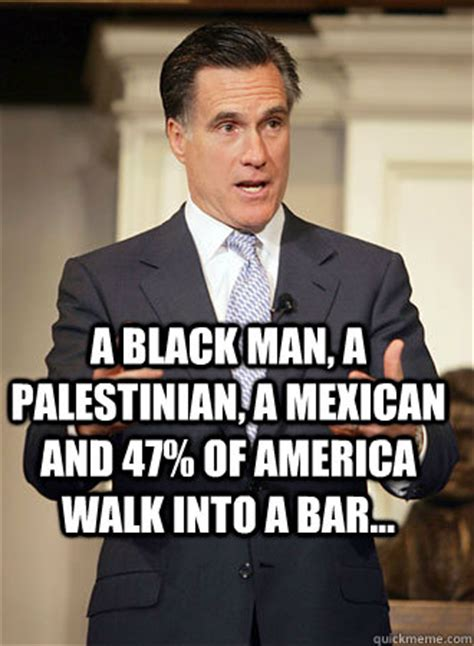 Mexican Guy Meme - a black man a palestinian a mexican and 47 of america