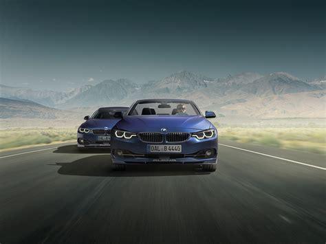 bmw 440 hp bmw alpina b3 s b4 s biturbo 440 hp for the facelfited