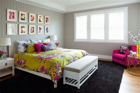Home Theatre Wall Decor by Modern Queenslander Shorncliffe Transitional Bedroom