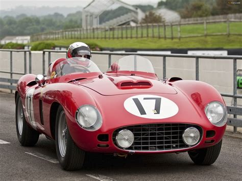 Ferrari 860 Monza by Ferrari 860 Monza 1956 Wallpapers 2048x1536