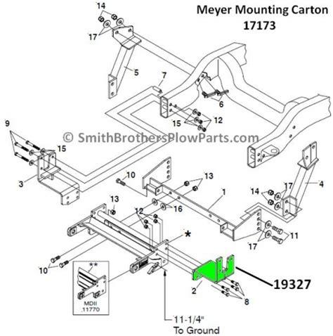 sno way plow wiring diagram r22 blizzard plow parts