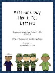 veterans day thank you letters by the speech