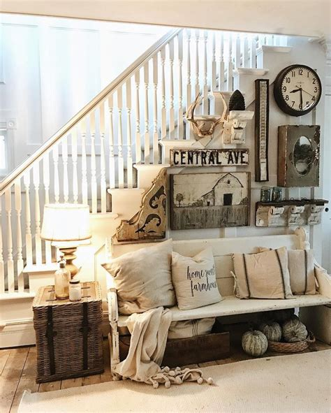 farmhouse decor best 25 vintage farmhouse decor ideas on pinterest