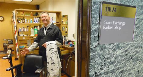 barber downtown minneapolis grain exchange barbershop gluten free haircuts