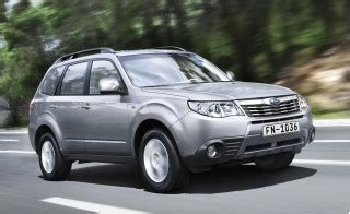 2011 subaru forester review, ratings, specs, prices, and