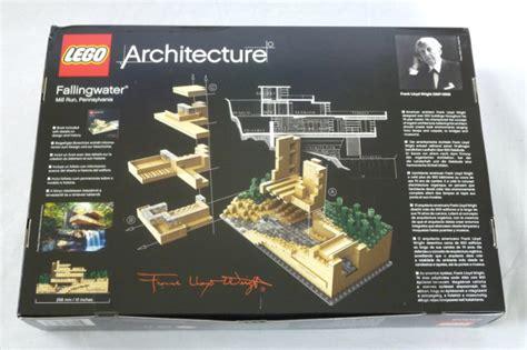 Toys Lego Architecture Fallingwater 21005 lego architecture 21005 fallingwater newsealed for sale in