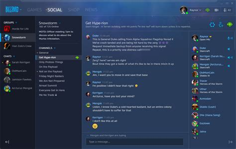 discord features battle net app new social features now in beta diabloii net