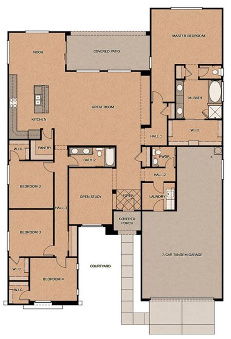 fulton homes floor plans cayman caribbean at ironwood crossing by fulton homes