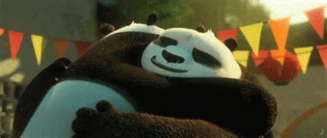 hug gif kungfupanda kfp hug discover & share gifs