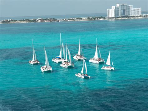 catamaran experience cancun catamaran snorkel isla mujeres tour lumaale tours