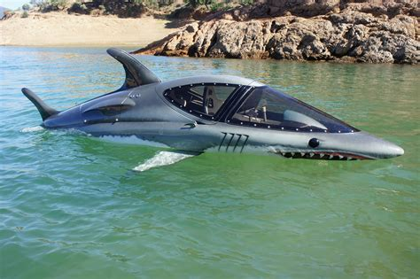 dolphin boat the seabreacher