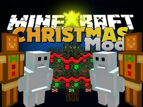 minecraft mod christmas mod new items mobs and tools