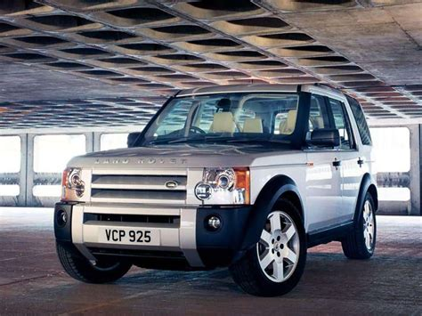 automotive database land rover discovery 3 lr3