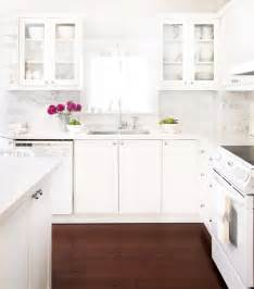 White Cabinets In Kitchen by Courtney Lane White Appliances Vs Stainless Steel