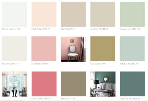 benjamin paint colors for 2014 interiors ask home design