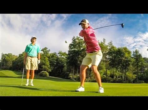 sean foley swing method crowd act golf