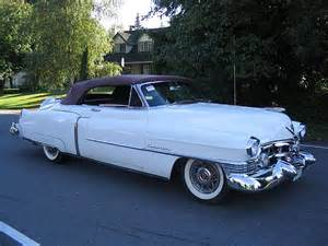 62 Cadillac For Sale 1951 Cadillac Series 62 Convertible For Sale Langley