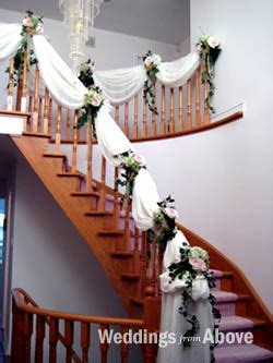 my reception venue features a staircase possibility decoration idea wedding ideas