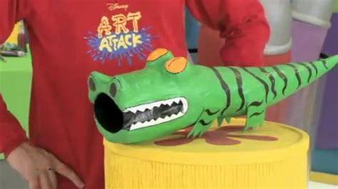 como hacer un dinosaurio con botella de plstico cocodrilo manualidades 183 manualidades de papel