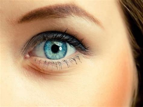 light blue coloured lenses (blends) contacts | good