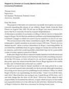 Advocacy Essay by Advocacy Works