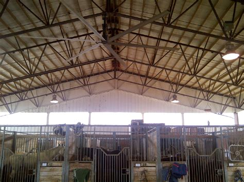 agricultural fans for barns creature comfort hvls fans for barns macroair fans