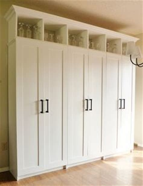 built in storage cabinets with doors 1000 ideas about build a closet on closet