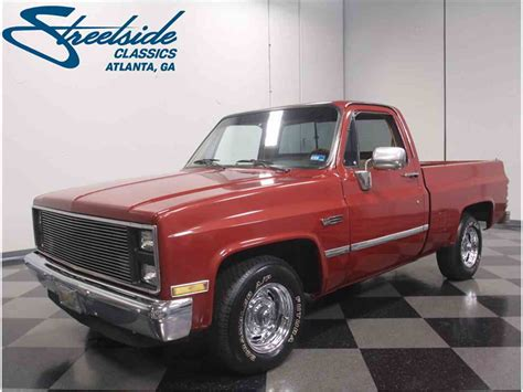 lithia c chevrolet 1987 chevrolet c10 for sale classiccars cc 1044439