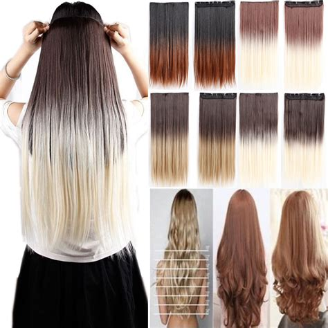 cheap clip in hair extensions clip in hair extensions cheap synthetic hair weave