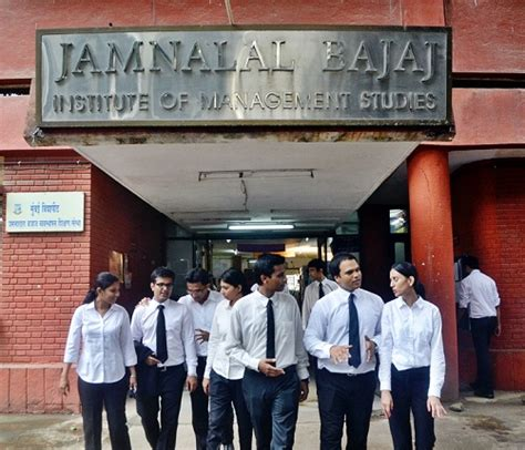 Jamnalal Bajaj Institute Of Management Studies Mba Fees by The Highest Package Offered At Jbims Mumbai This Year