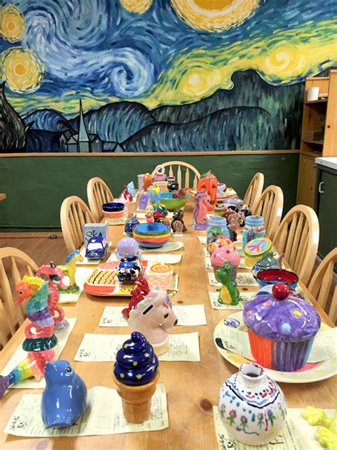 color me mine montrose 187 montrose shopping park news crescenta valley weekly